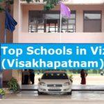 Top Schools in Vizag (Visakhapatnam)