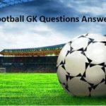 Football GK Quiz