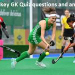 Hockey General Knowledge Quiz questions and answers
