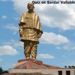 gk quiz Sardar Vallabhbhai Patel