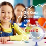 GK Quiz Questions and Answers class 2