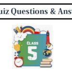 class-5th-gk-quiz